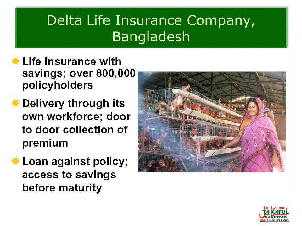 Delta Life Insurance Company, Bangladesh