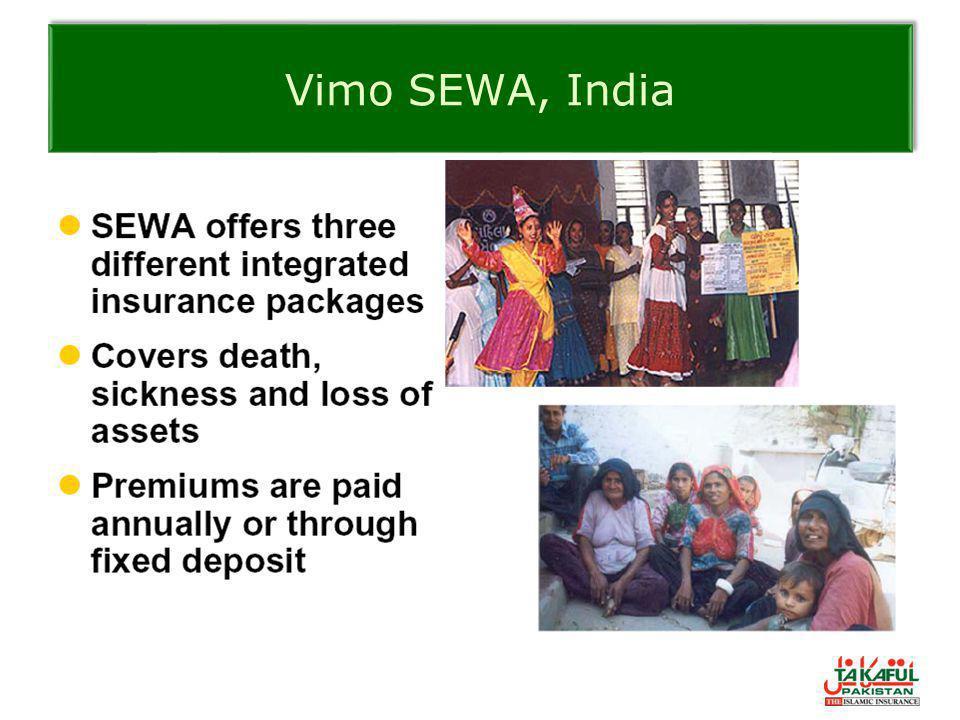 Vimo SEWA, India