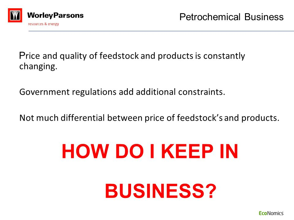 Petrochemical Business