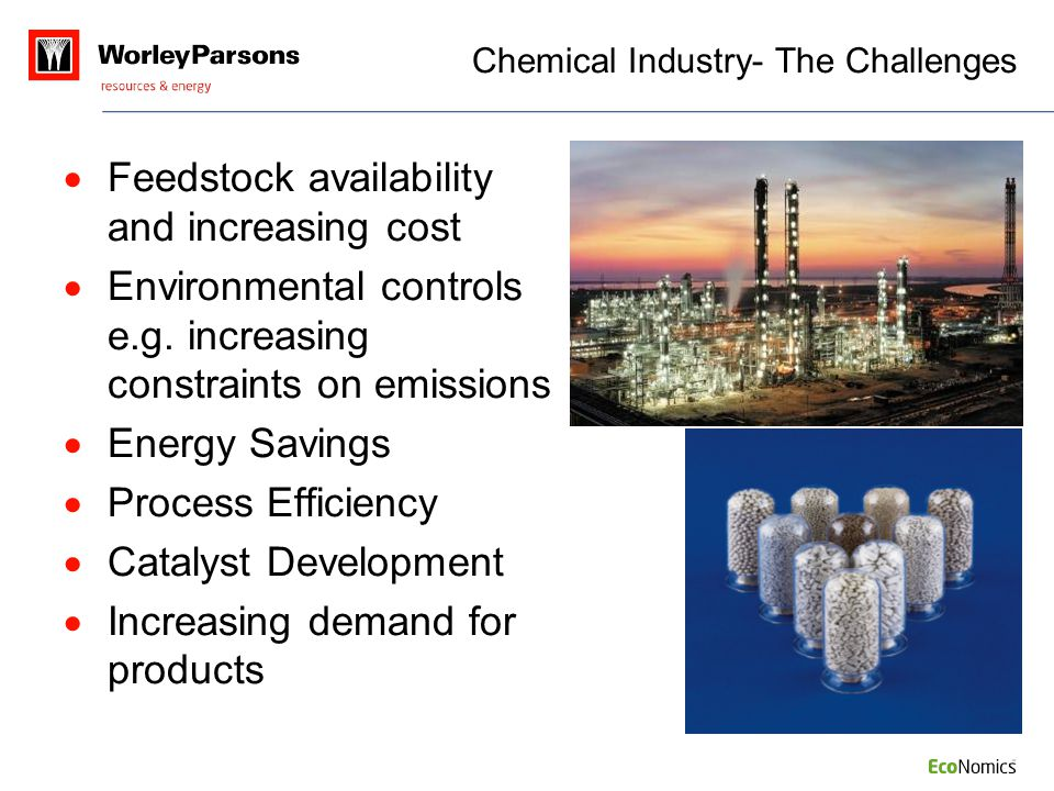 Chemical Industry- The Challenges