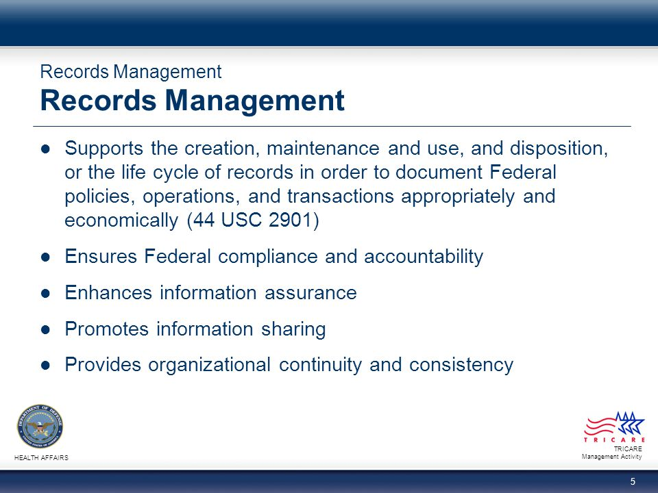 Records Management Records Management