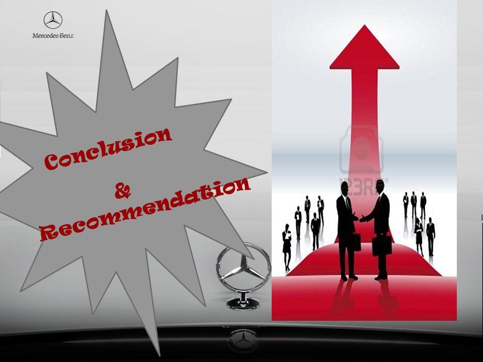 Conclusion Recommendation &