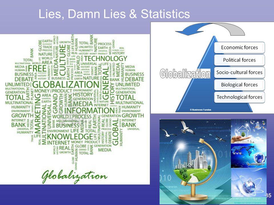 Lies, Damn Lies & Statistics