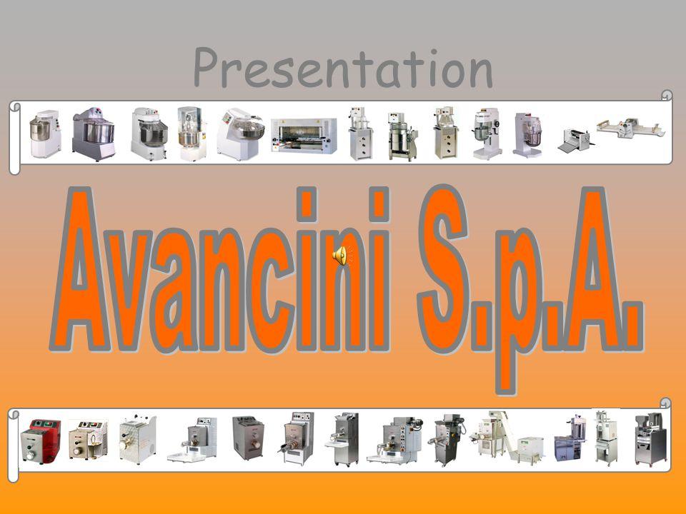 Presentation Avancini S.p.A.