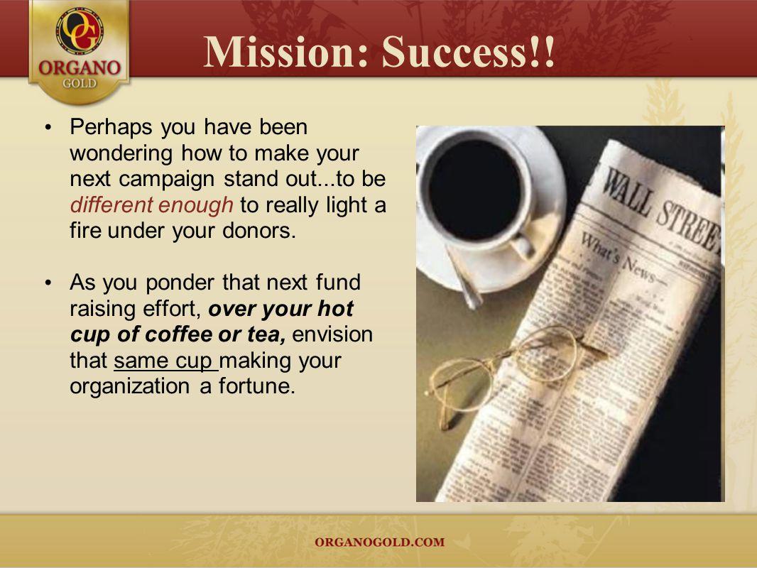 Mission: Success!!