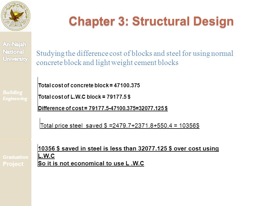 Chapter 3: Structural Design
