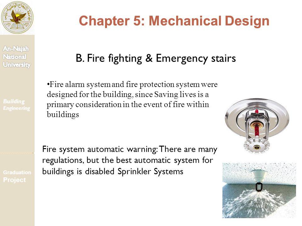 Chapter 5: Mechanical Design Chapter 5: Mechanical Design