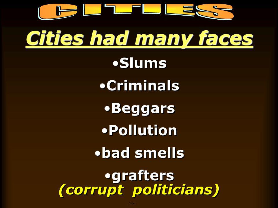 grafters (corrupt politicians)