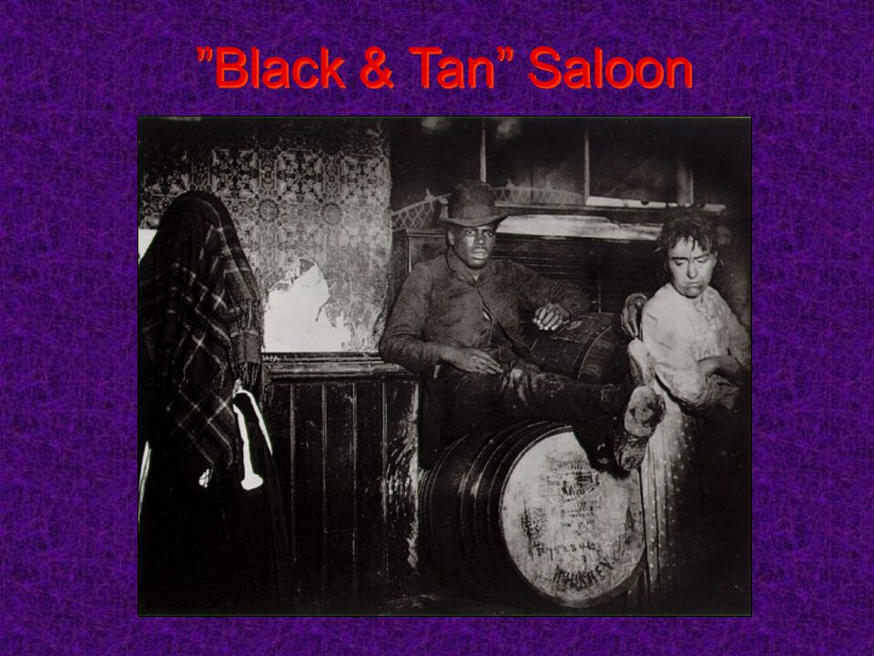 Black & Tan Saloon
