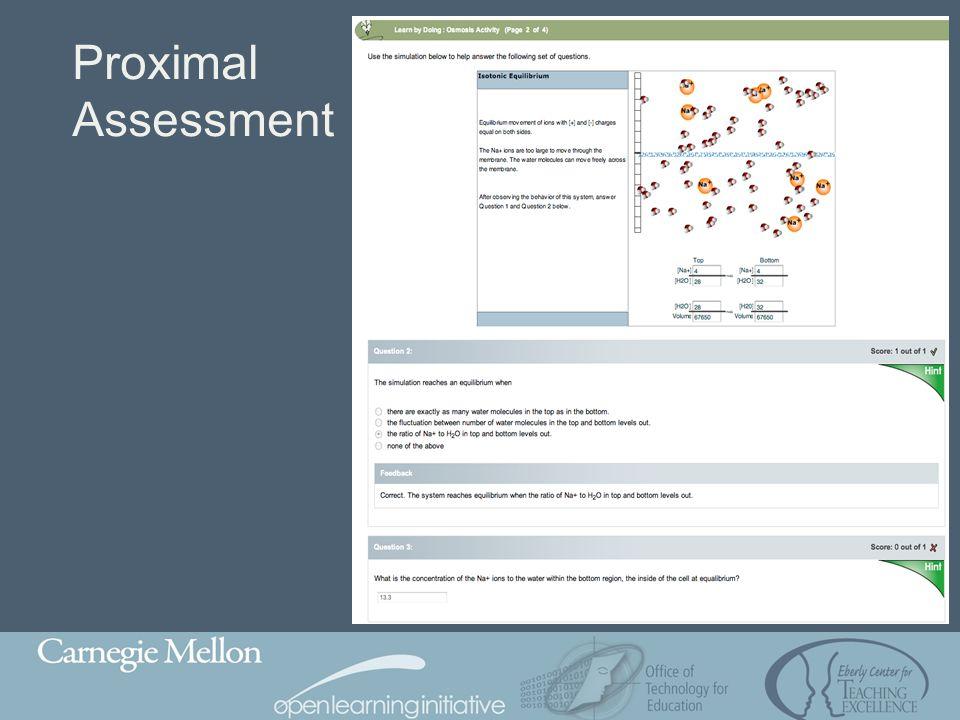 Proximal Assessment