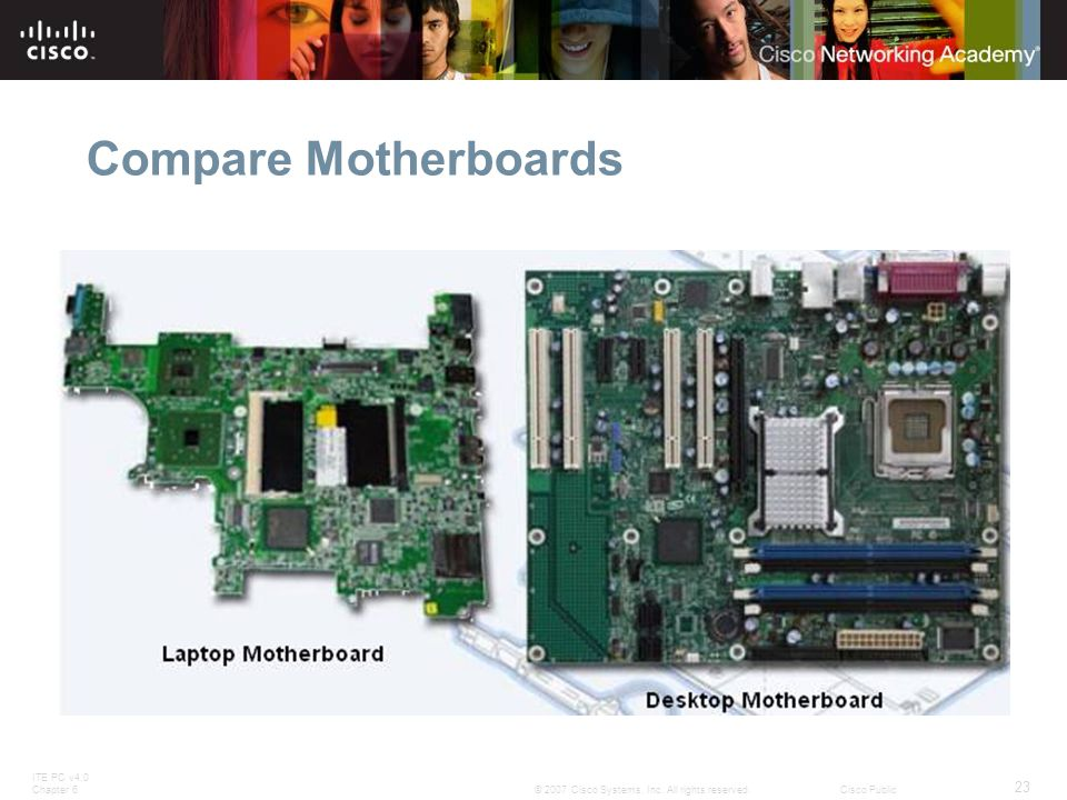 Compare Motherboards Slide 23 – Compare Motherboards