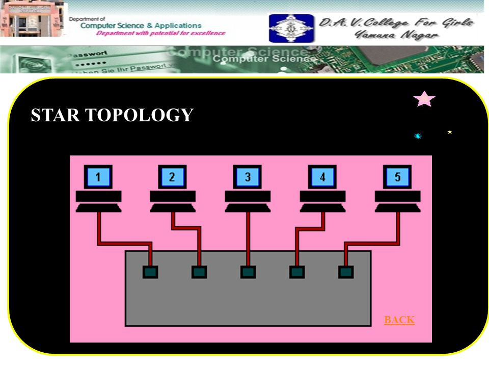 STAR TOPOLOGY BACK