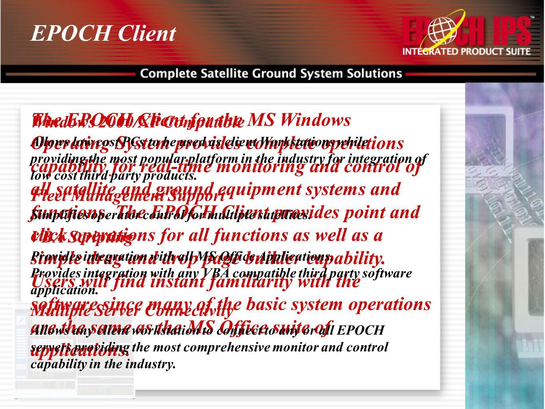 EPOCH Client