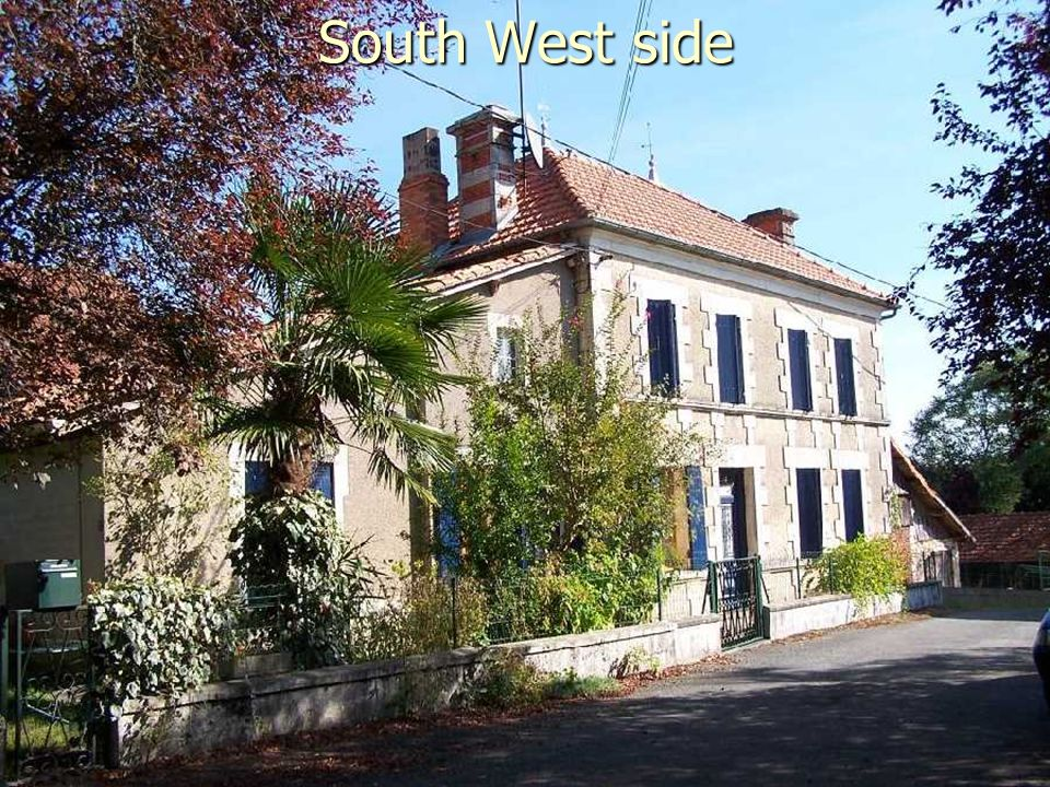 South West side
