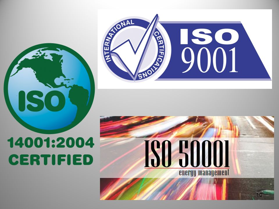 Many may be familiar with these ISO Management System Standards