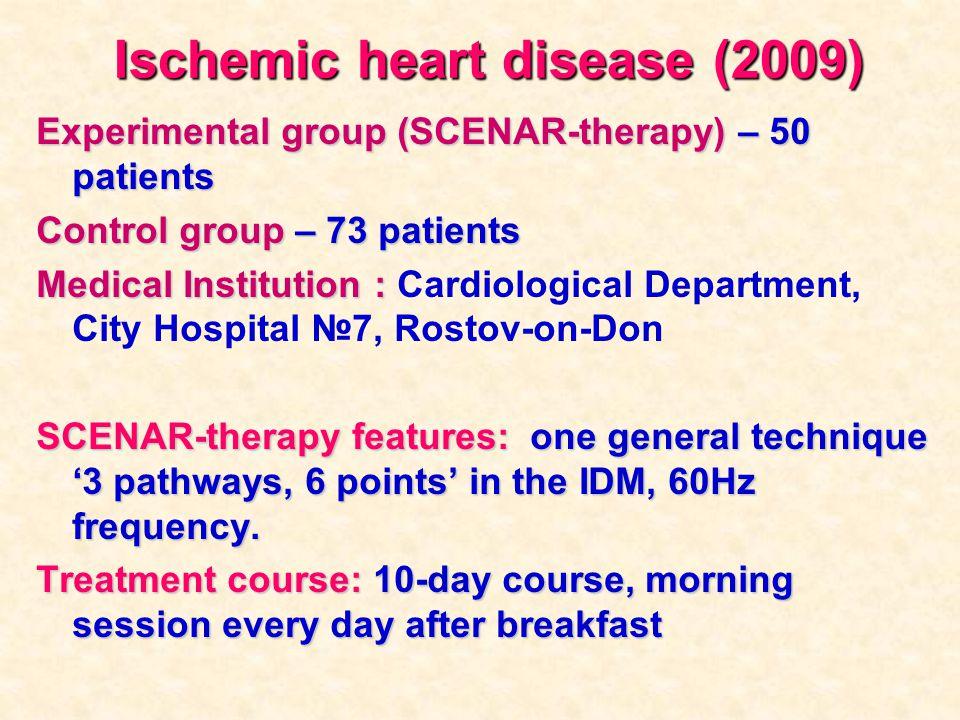 Ischemic heart disease (2009)