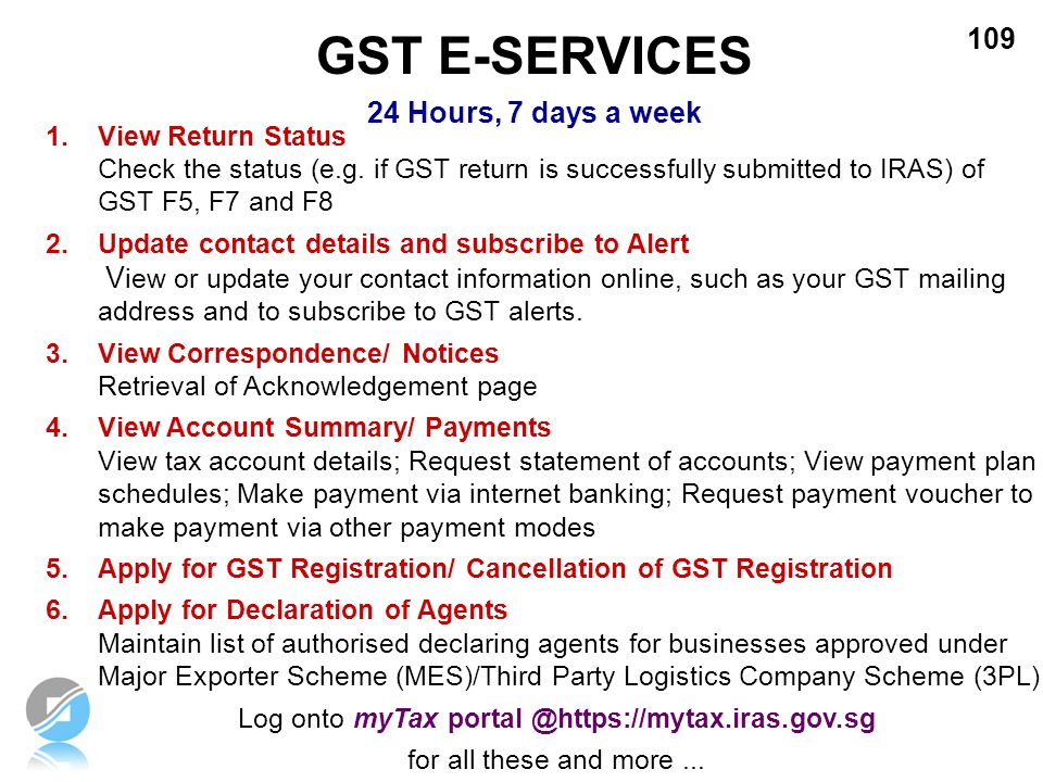 Log onto myTax portal @https://mytax.iras.gov.sg