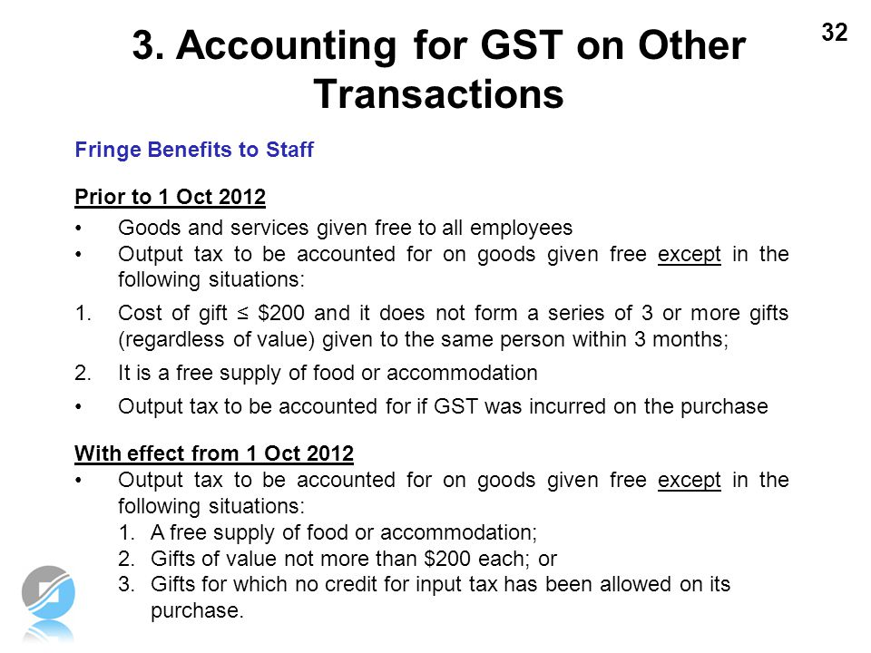 "Introduction to GST"" GOODS AND SERVICES TAX (GST) Notes to Speaker ..."
