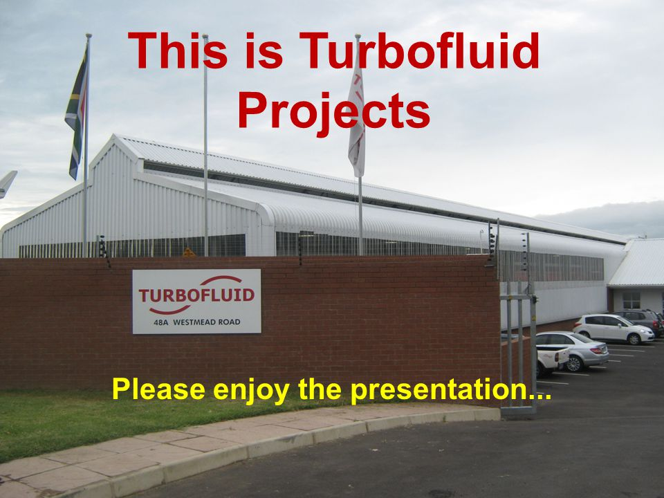 This is Turbofluid Projects