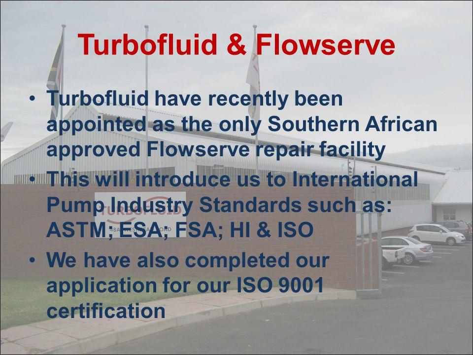 Turbofluid & Flowserve