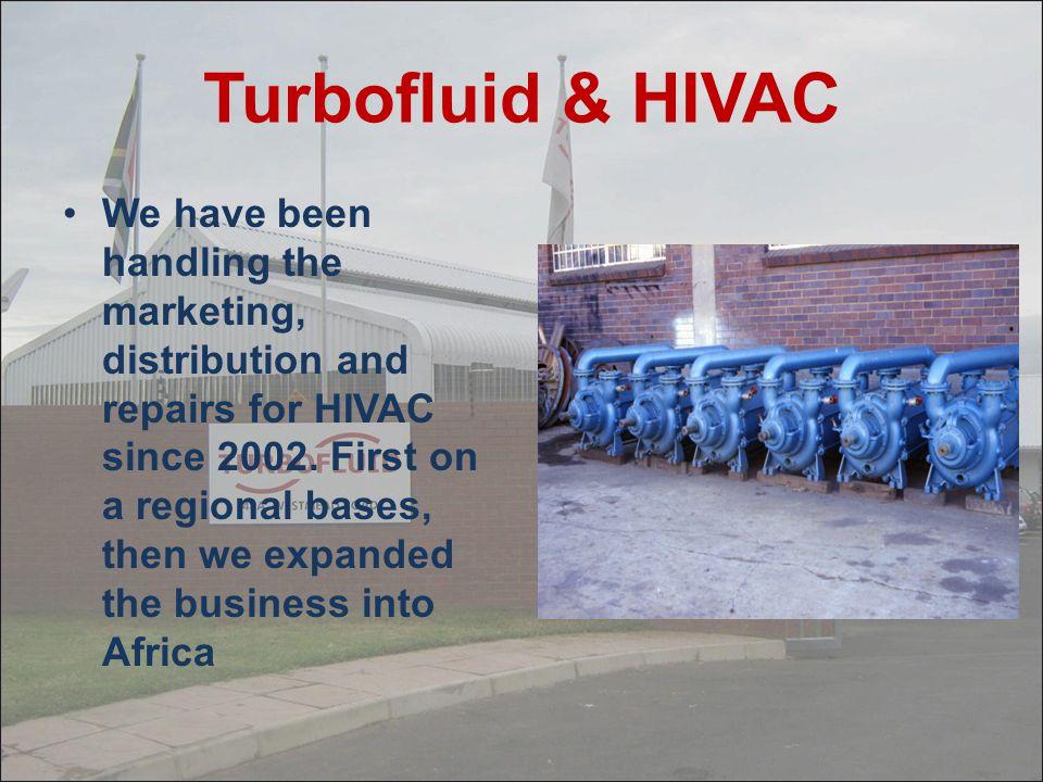 Turbofluid & HIVAC