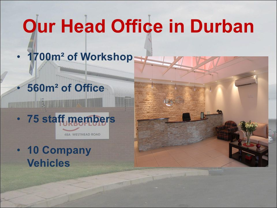 Our Head Office in Durban