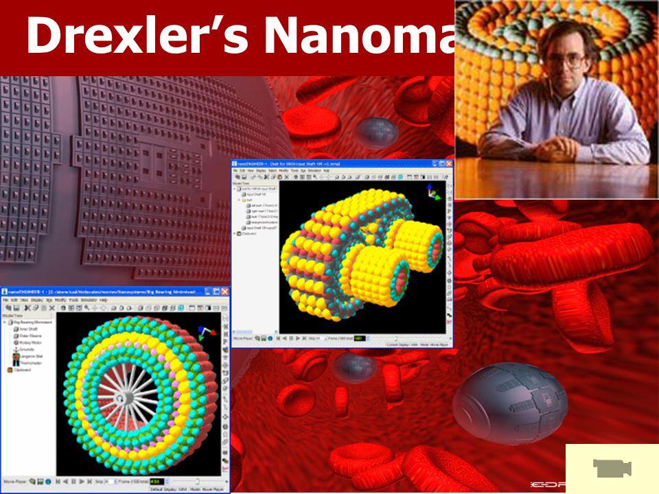 Drexler's Nanomachine