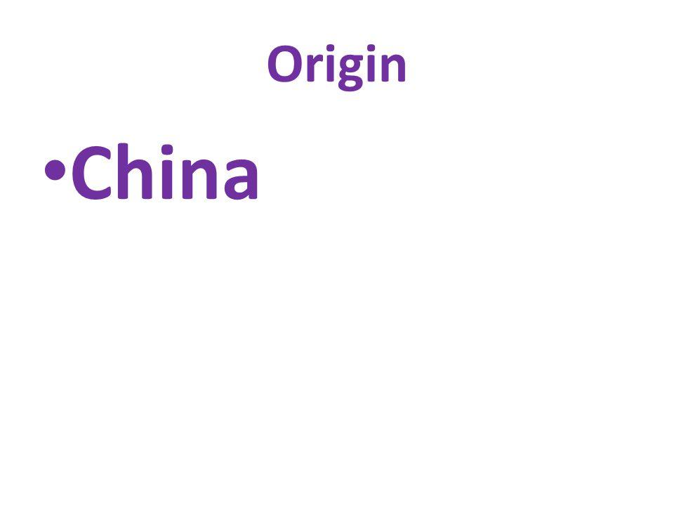 Origin China