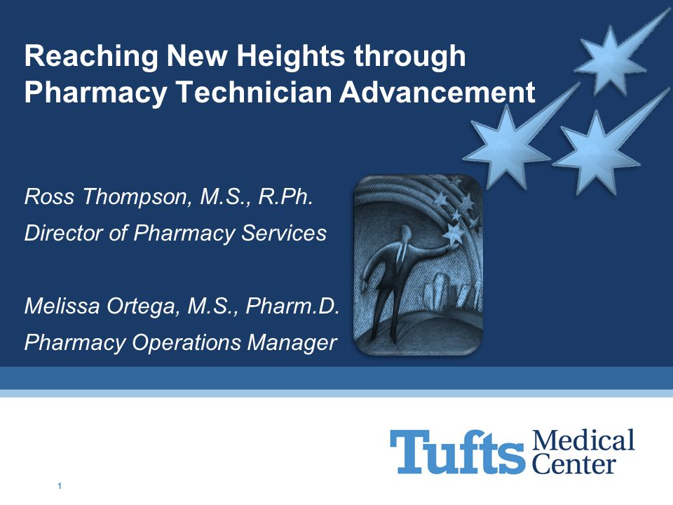 Reaching New Heights through Pharmacy Technician Advancement