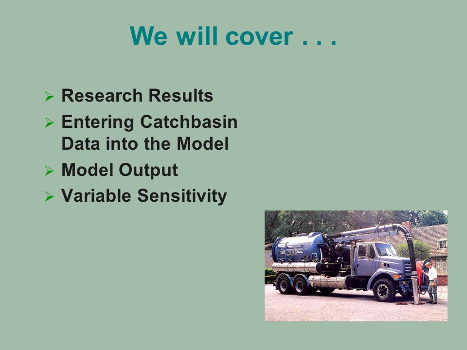 Tab 4-D – Catchbasin and Hydrodynamic Control Practices