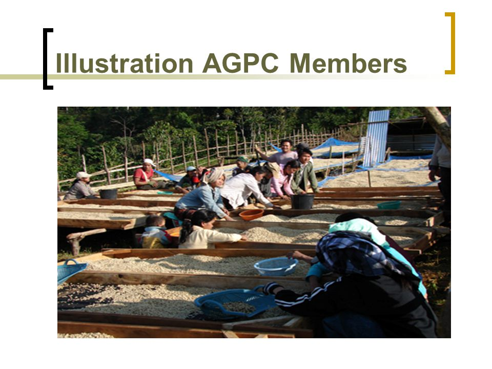 Illustration AGPC Members