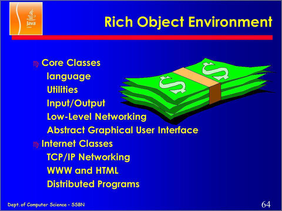 Rich Object Environment