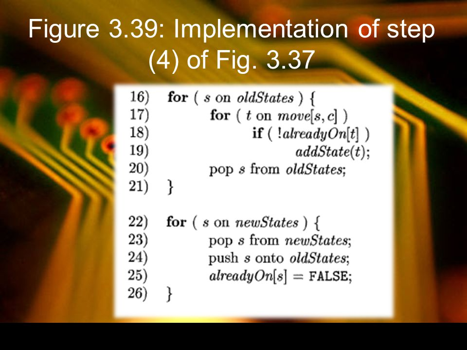 Figure 3.39: Implementation of step (4) of Fig. 3.37