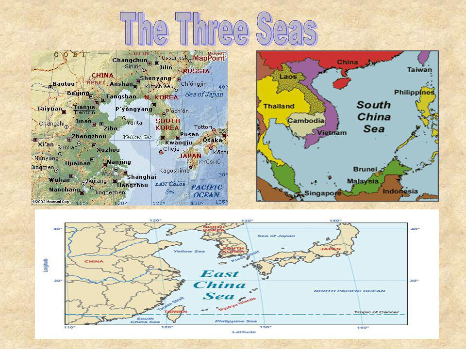 The Three Seas