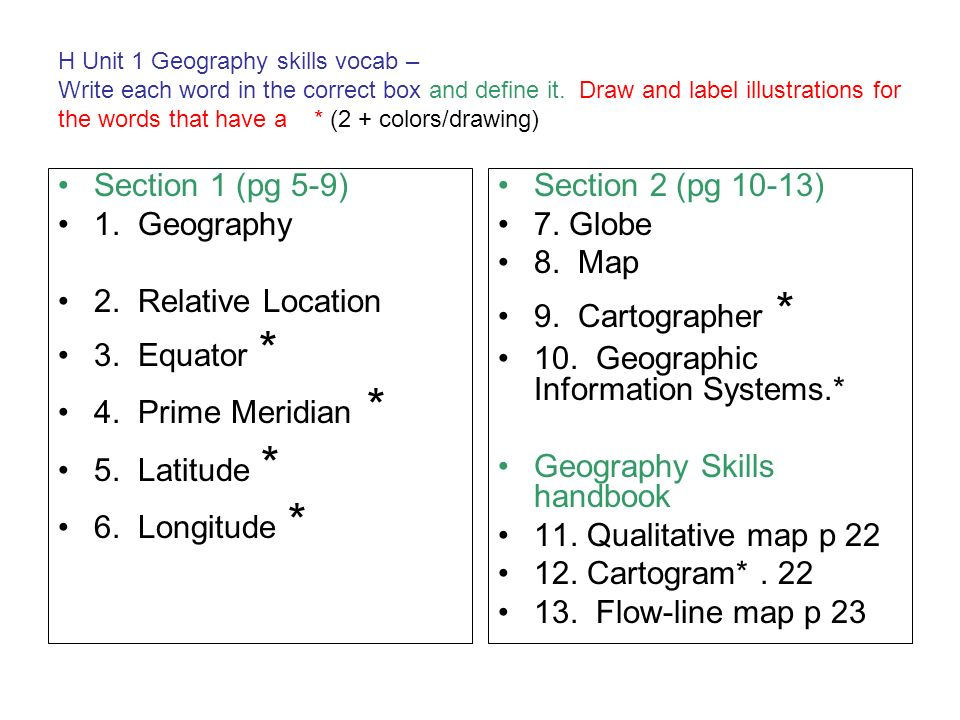 10. Geographic Information Systems.*