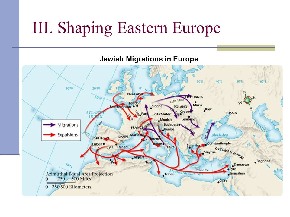 III. Shaping Eastern Europe
