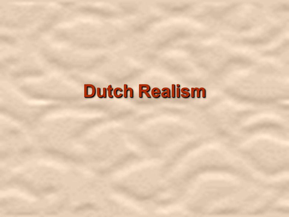 Dutch Realism