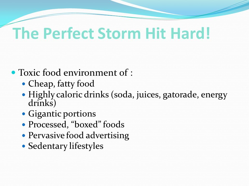 The Perfect Storm Hit Hard!