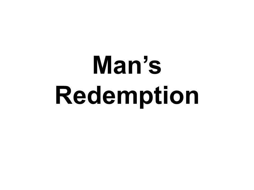 Man's Redemption
