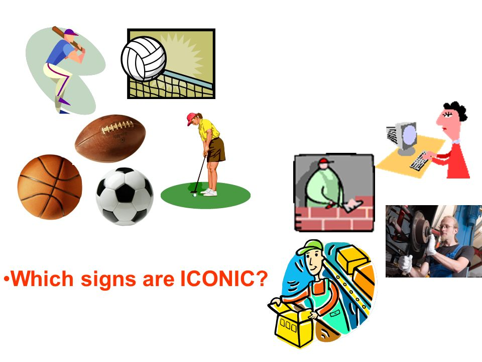 Sports, work, Which signs are ICONIC 304
