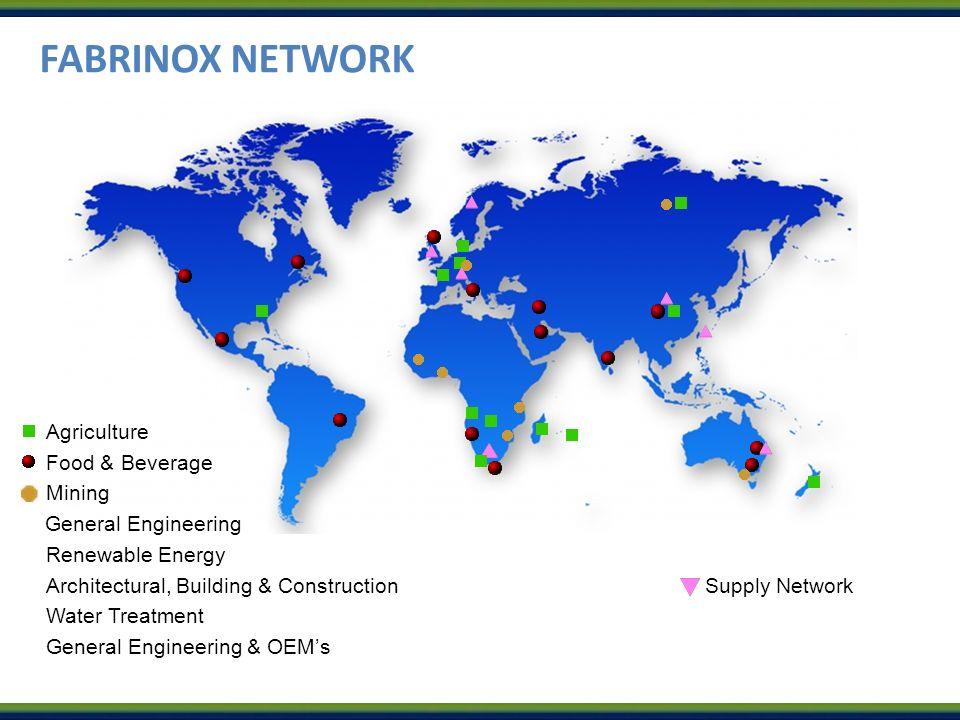 3/12/2013 FABRINOX NETWORK.