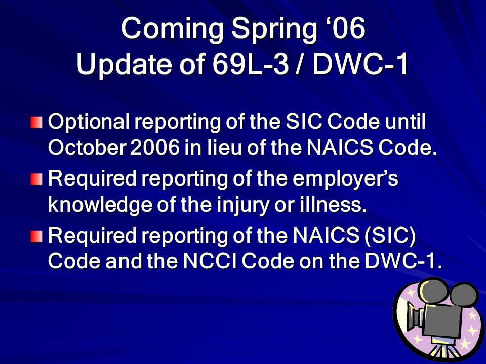 Coming Spring '06 Update of 69L-3 / DWC-1