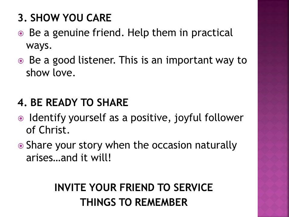 INVITE YOUR FRIEND TO SERVICE