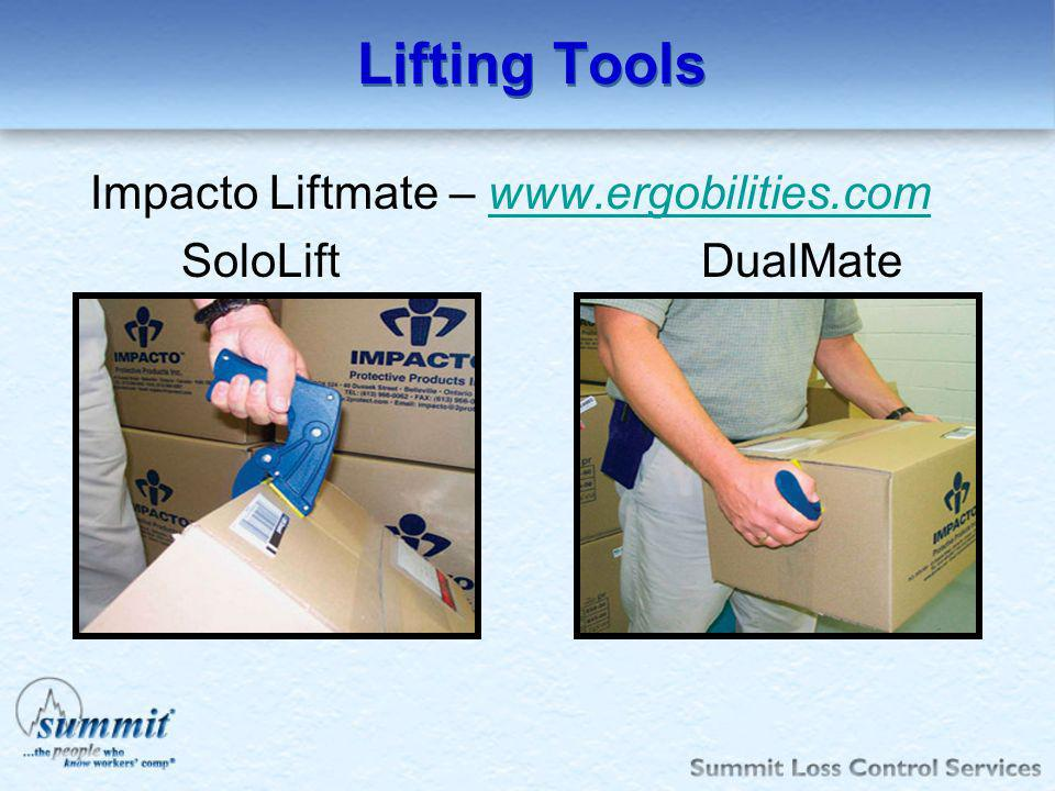 Lifting Tools Impacto Liftmate – www.ergobilities.com