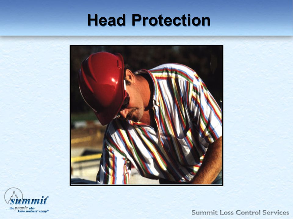 Head Protection 1910.135