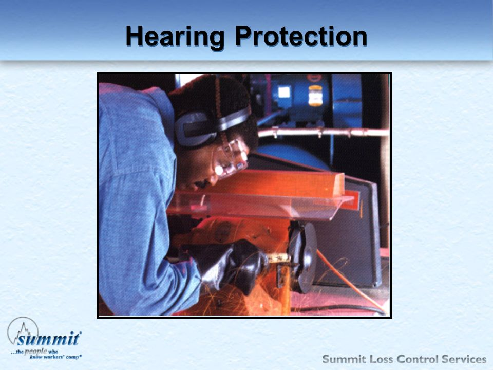 Hearing Protection 1910.95. Determining the need to provide hearing protection is complicated.