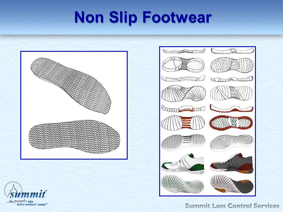 Non Slip Footwear