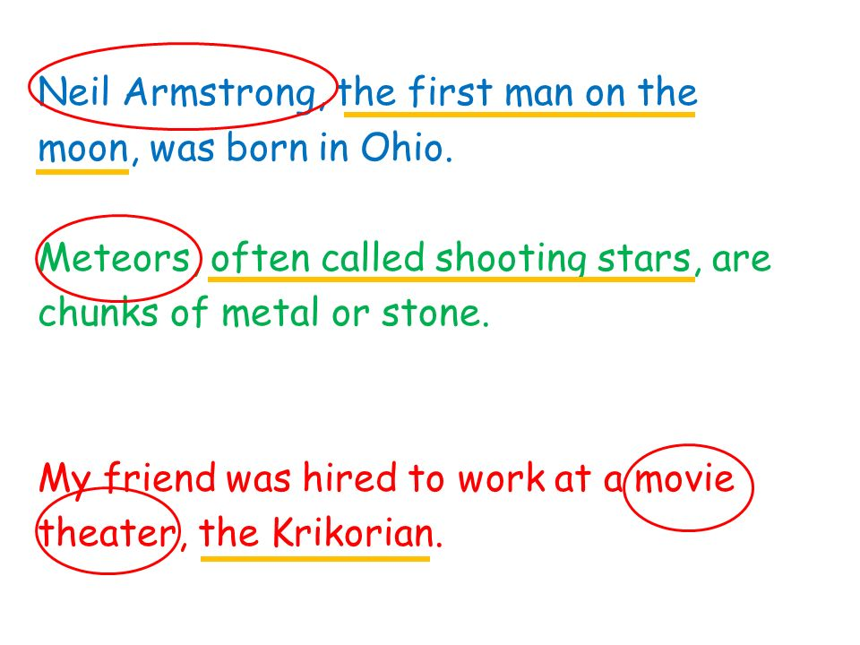 Neil Armstrong, the first man on the