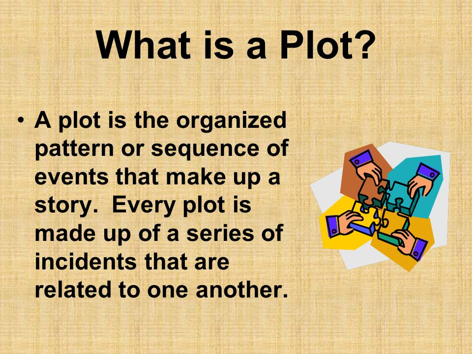 what is a plot