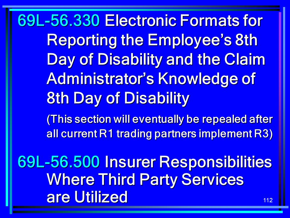 69L-56. 330. Electronic Formats for. Reporting the Employee's 8th